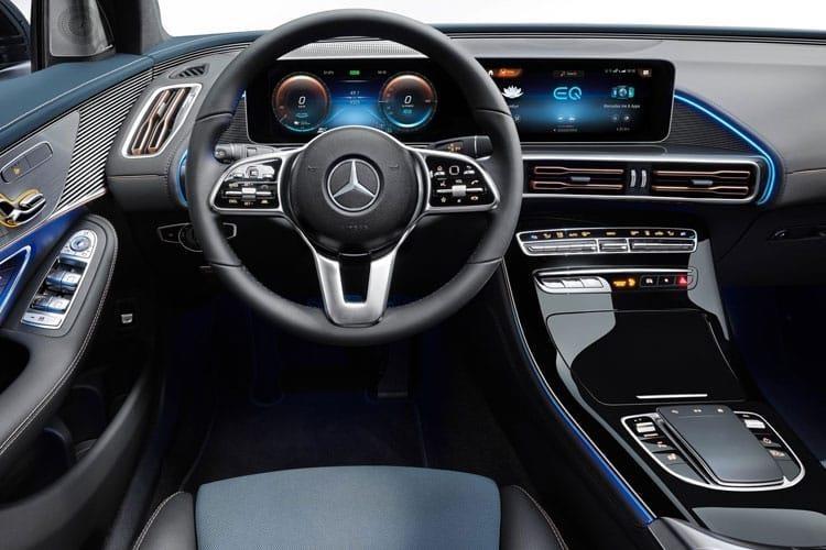Mercedes EQC SUV 400 408hp AMG Line Premium Auto 4MATIC