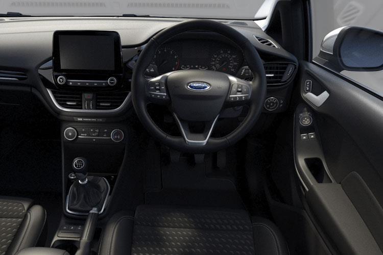 Ford Fiesta Hatchback 3 Door 1.1L Ti-VCT 85ps Zetec