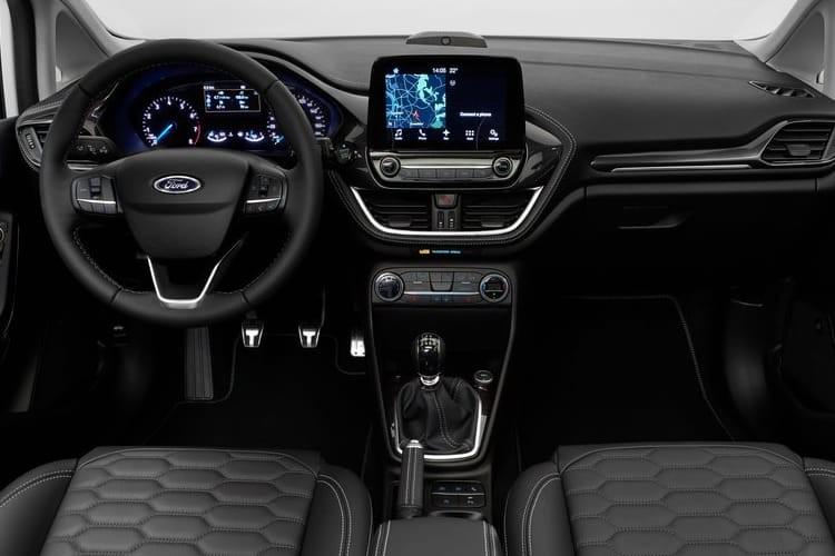 Ford Fiesta Hatchback 5 Door 1.0T 100ps Titanium EcoBoost