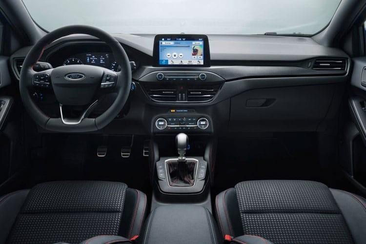 Ford Focus Hatchback Hatch 1.0 100 Zetec Nav EcoBoost