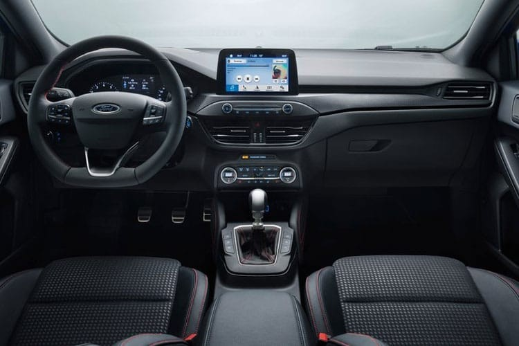 Ford Focus Hatchback Hatch 1.0 125 Style Nav EcoBoost Auto
