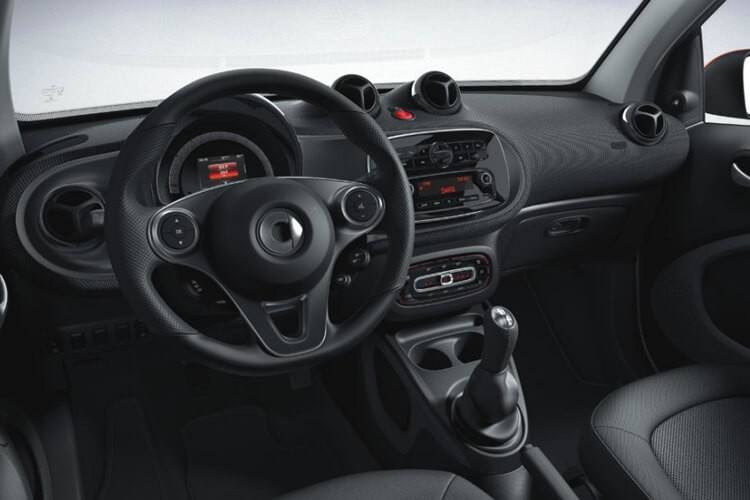 Smart Forfour Hatchback Hatch 0.9 90hp Turbo Prime Auto