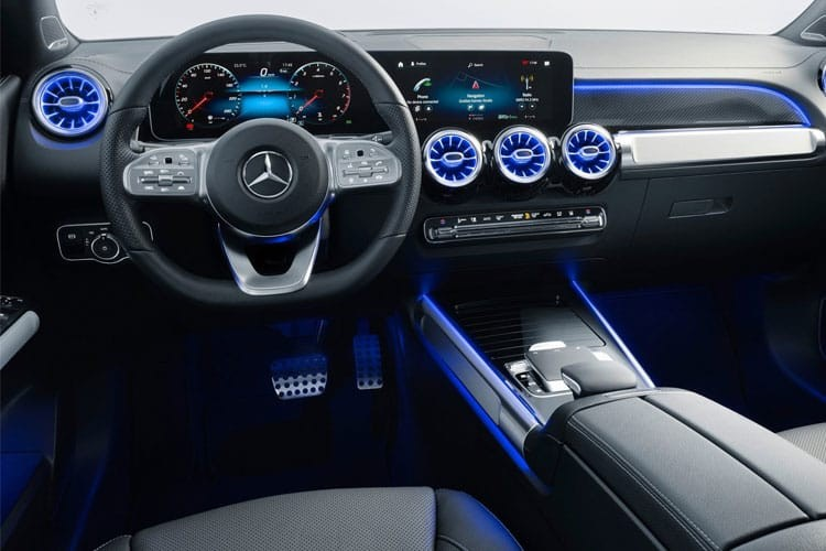 Mercedes GLB SUV 220d 2.0 AMG Line Premium Plus 4Matic 8GT 7Seat