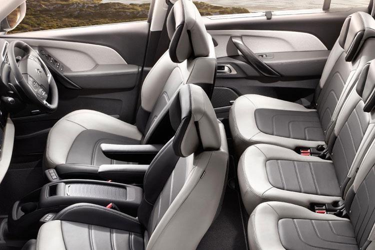 Citroen Grand C4 Picasso Estate 1.6 BlueHDi Touch Edition EAT6 Start+Stop