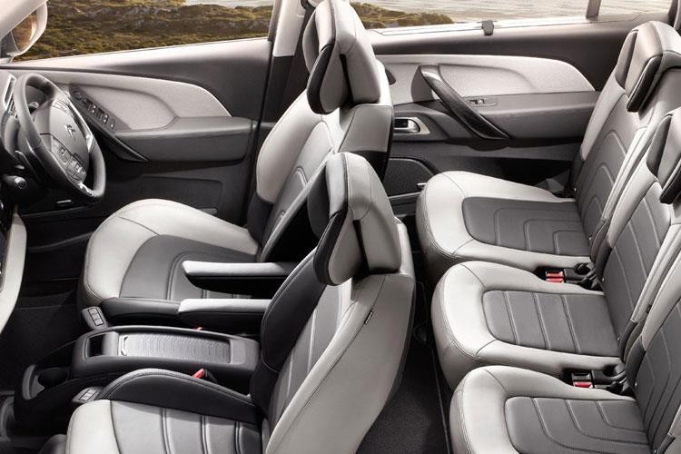 Citroen Grand C4 Spacetourer 1.2 Puretech 130 Touch Edition Start+Stop
