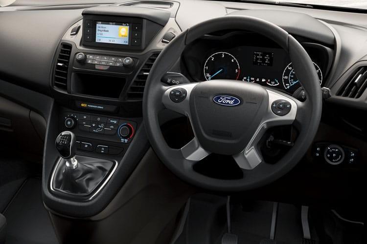 Ford Tourneo Connect Estate Grand Tourneo Connect 1.5TDCi 100 Zetec