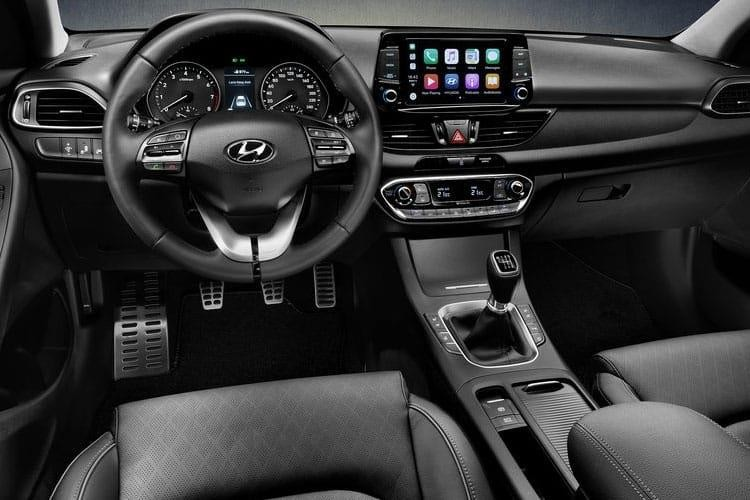 Hyundai i30 Hatchback 5 Door Fastback 1.0 T-GDi 120ps Premium