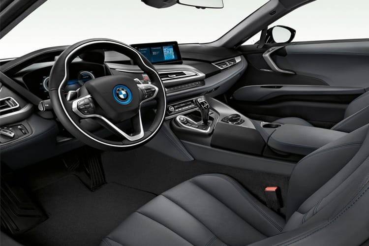 BMW i8 Coupe 2 Door 1.5 LCI Auto