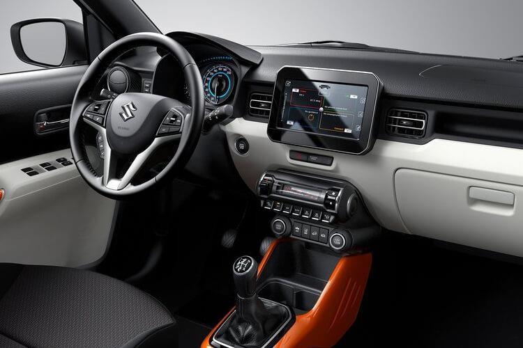 Suzuki Ignis Hatchback 5 Door Hatch 1.2 Sz-T Dualjet Ags