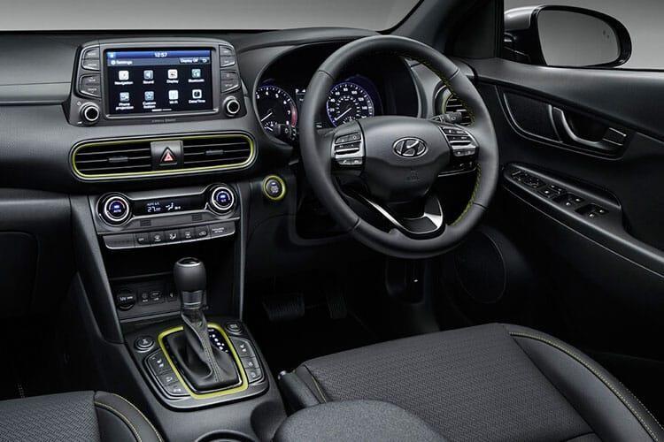 Hyundai Kona Hatchback Hatch 1.0 T-GDi 120 SE Blue Drive