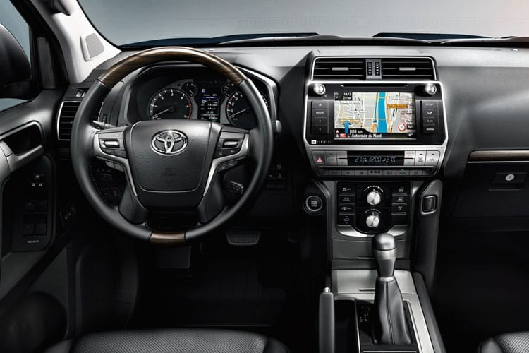 Toyota Land Cruiser Commercial SWB Cmmrcl 3 Door 2.8D Utl 2Seat