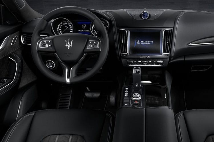 2fd4b44f3ee5 ... Maserati Levante Estate 3.0 V6 350 GranSport Vulcano Limited Edition  Auto ...
