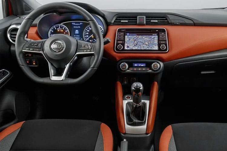 Nissan Micra Hatchback 5 Door 1.0 Ig-T 100ps Acenta Exterior+