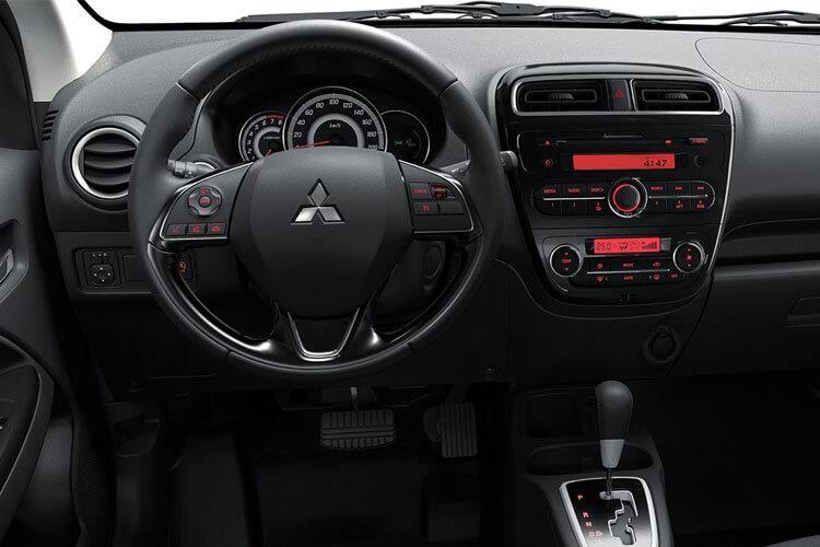 Mitsubishi Mirage Hatchback 5 Door Hatch 1.2 4 CVT