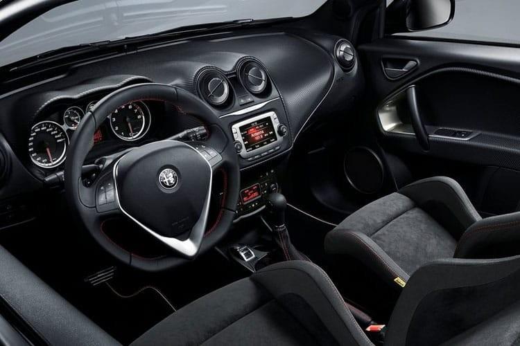 Alfa Romeo MiTo Hatchback 0.9 Turbo Twinair 105bhp