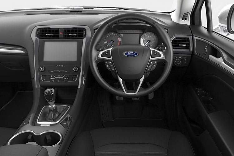 Ford Mondeo Hatchback Hatch 2.0 EcoBlue 150 Zetec Edition Auto
