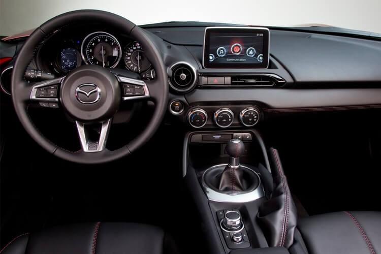 Mazda MX-5 Convertible 2 Door Sav-G 1.5 132 R-Sport