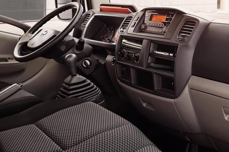 Nissan NT400 Cabstar SWB Dropside 34.13 3.0dCi