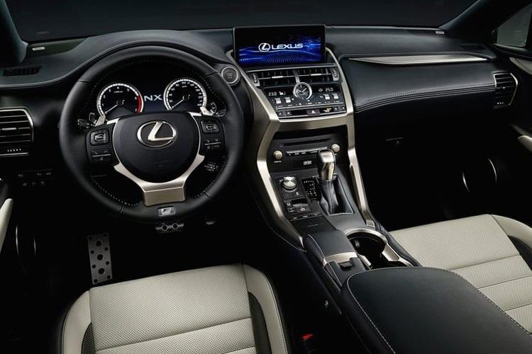 Lexus NX Estate 300h 2.5 E-Cvt