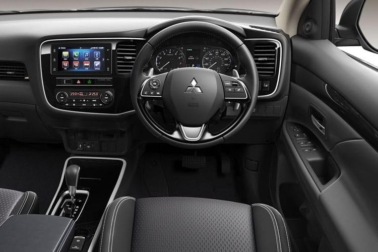 Mitsubishi Outlander SUV 5 Door 2.0 Exceed Auto