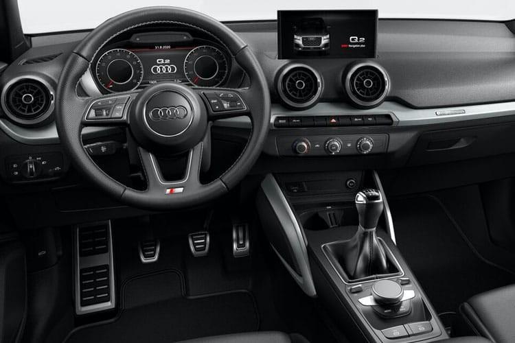 Audi Q2 SUV 30 TFSI 110ps Sport