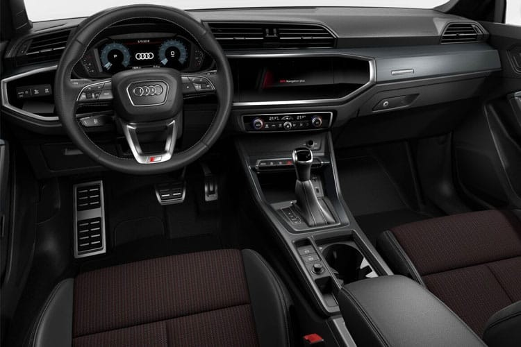 Audi Q3 SUV 35 TDI Quattro 150ps Edition 1