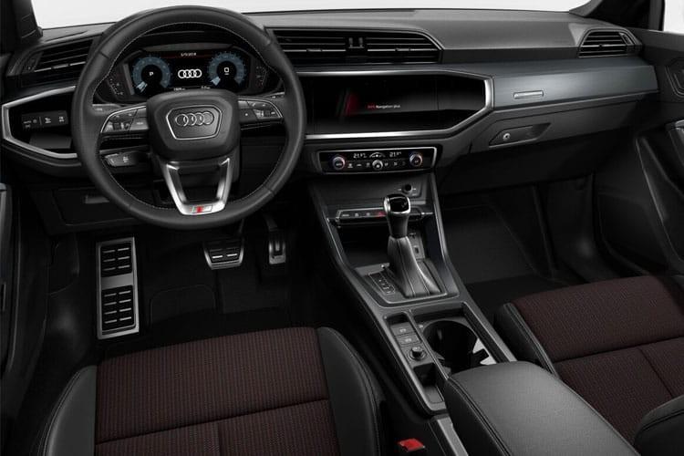 Audi Q3 SUV 40 TFSI Quattro 190 S Line Comfort+Sound Pack S tronic