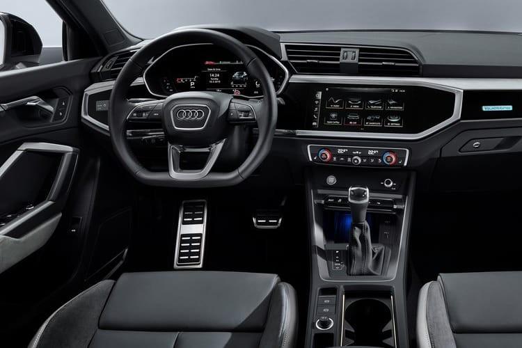 Audi Q3 Sportback 40 TDI Quattro 200 S Line Comfort+Sound Pack S tronic