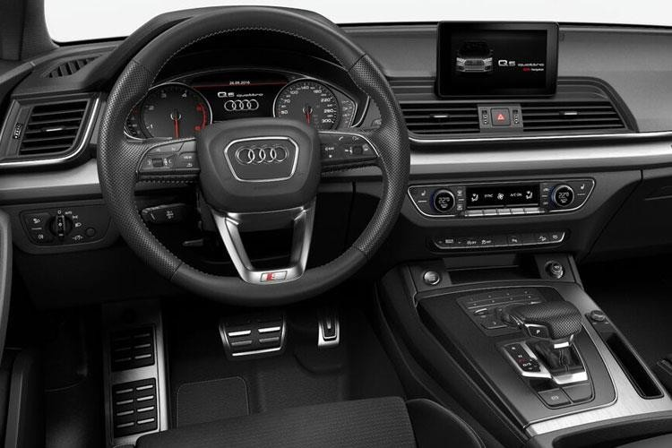 Audi Q5 SUV Suv 2.0 TDI 190ps Quattro Sport S tronic