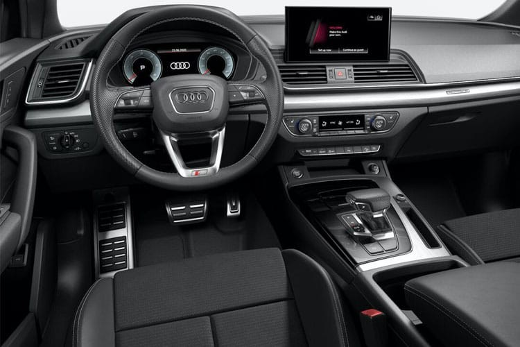 Audi Q5 SUV 40 TDI 204 Quattro S Line S tronic