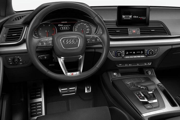 Audi Q5 Lease >> Audi Q5 Suv Sq5 3 0 Tfsi 354ps Quattro Tiptronic Leasing Deal From
