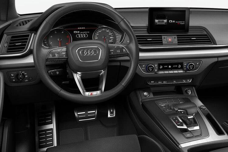 Audi Q5 SUV 40 TDI Quattro Black Edition Tech Pack S tronic