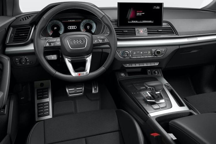 Audi Q5 Sportback 40 TDI 204 Quattro Vorsprung S tronic