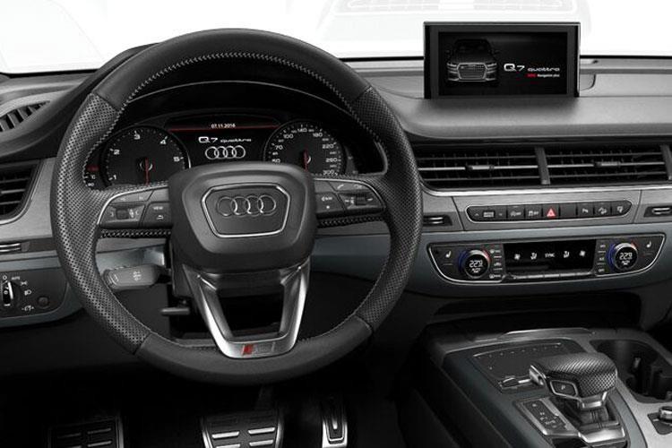 Audi Q7 SUV SQ7 5 Door Suv 4.0 TDI 435 Quattro Tiptronic
