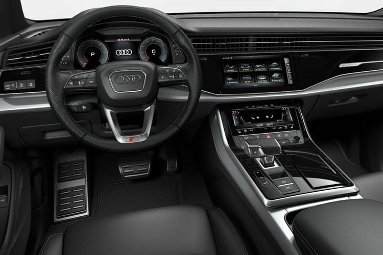 Audi Q7 SUV 5 Door 55 TFSI Quattro Black Edition Comfort+Sound Pack Tiptronic