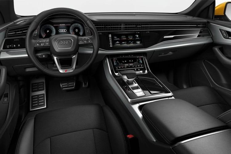 Audi Q8 SUV 5 Door 55 TFSI Quattro S Line Comfort+Sound Pack Tiptronic