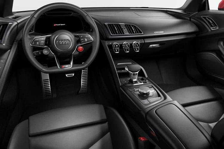 Audi R8 Coupe 5.2 FSI V10 570 Quattro Cm/Sd S tronic