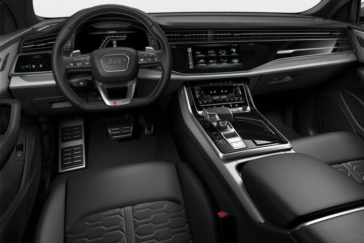 Audi RS Q8 SUV RS Q8 5 Door TFSI 600 Quattro Cms mHEV Tiptronic