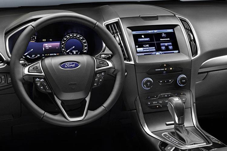 Ford S-MAX Estate 2.0 TDCi Ecoblue 150 Titanium AWD