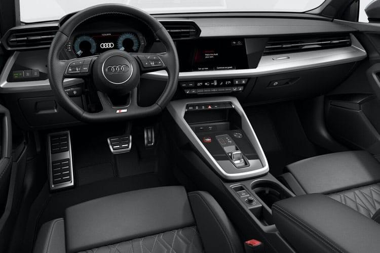 Audi A3 Sportback S3 5 Door TFSI Quattro 310ps S tronic ...