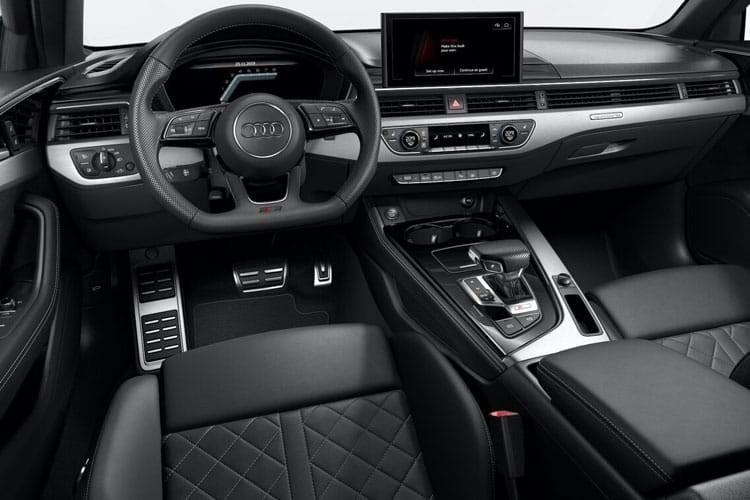 Audi A4 Saloon S4 TDI Quattro 341 Comfort+Sound Pack Tiptronic