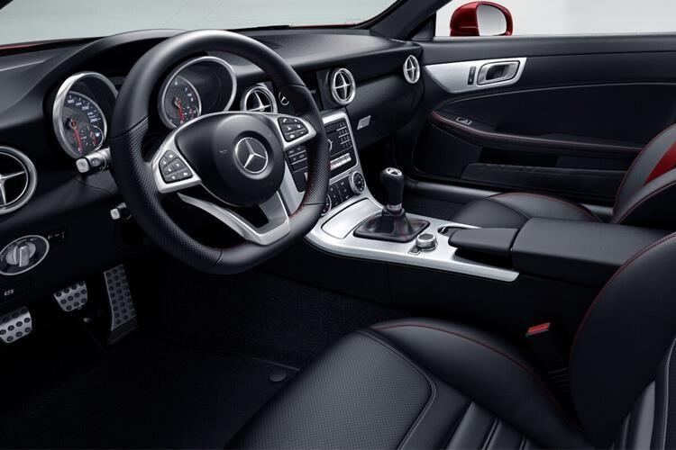 Mercedes SLC Roadster 200 2.0 184hp Final Edition