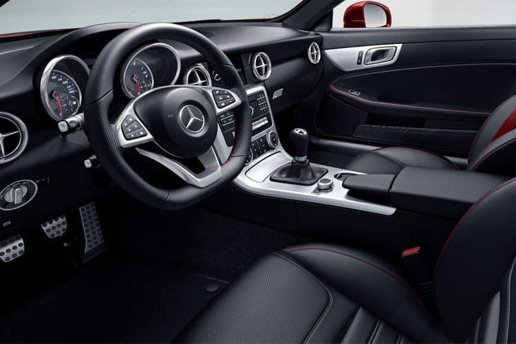 Mercedes SLC Roadster 200 2.0 184hp AMG Line Auto