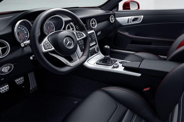 Mercedes SLC Roadster 200 2.0 184hp AMG Line