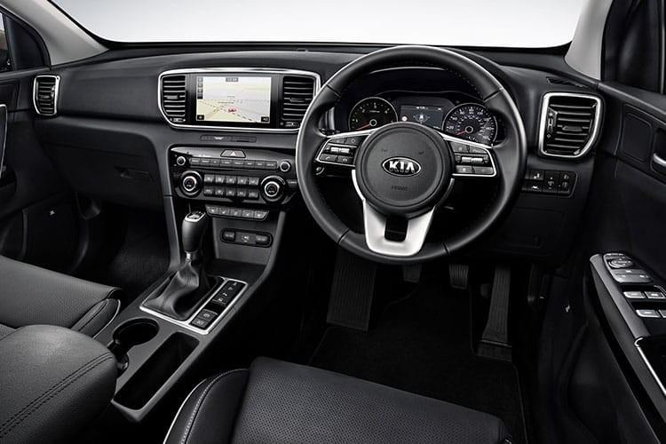 Kia Sportage SUV 1.6 GDI 130 1 ISG