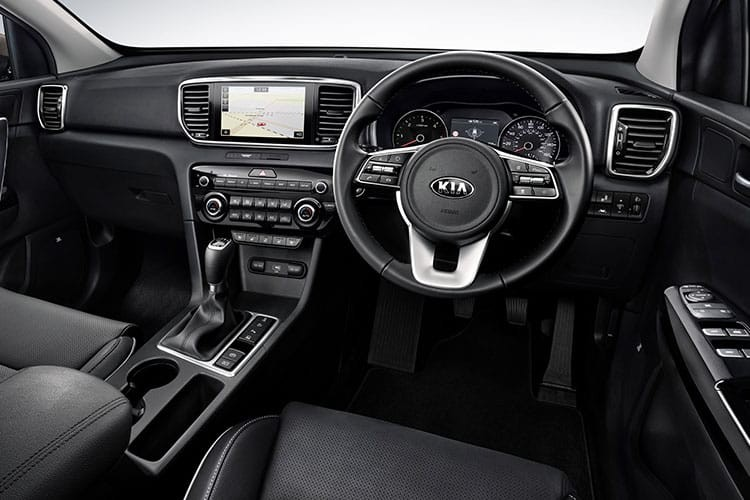 Kia Sportage SUV 1.6 CRDi 134 mHEV Gt-Line ISG