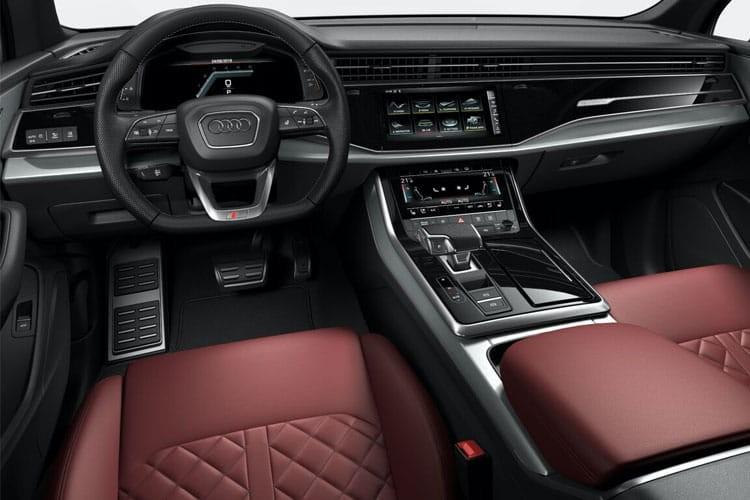 Audi Q7 SUV SQ7 5 Door 4.0 TDI 435 Quattro Tiptronic