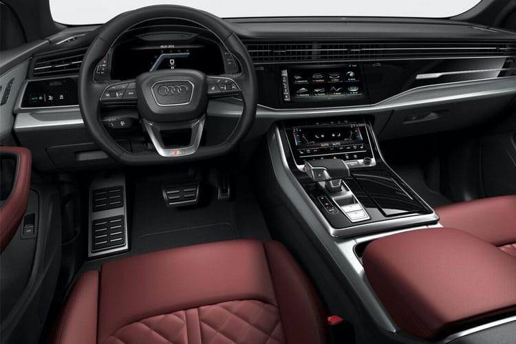 Audi Q8 SUV SQ8 5 Door TDI Quattro 435 mHEV Tiptronic