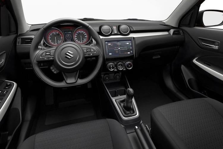 Suzuki Swift Hatchback 5 Door Hatch 1.2 Sz-T Dualjet Shvs