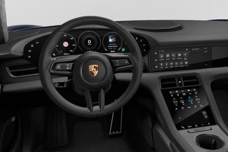 Porsche Taycan Saloon 4 Door 560kW Turbo S 93kWh Auto